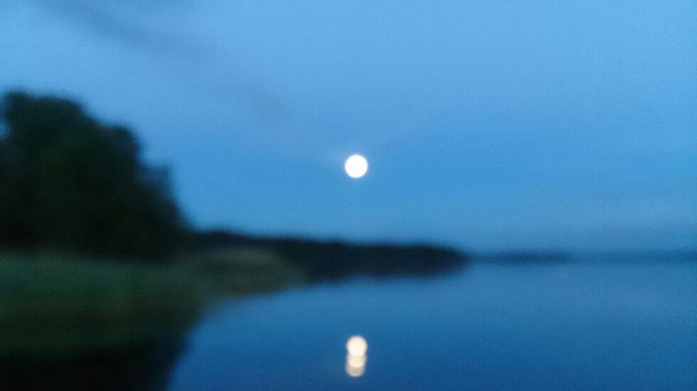 Full moon fishing... igen...