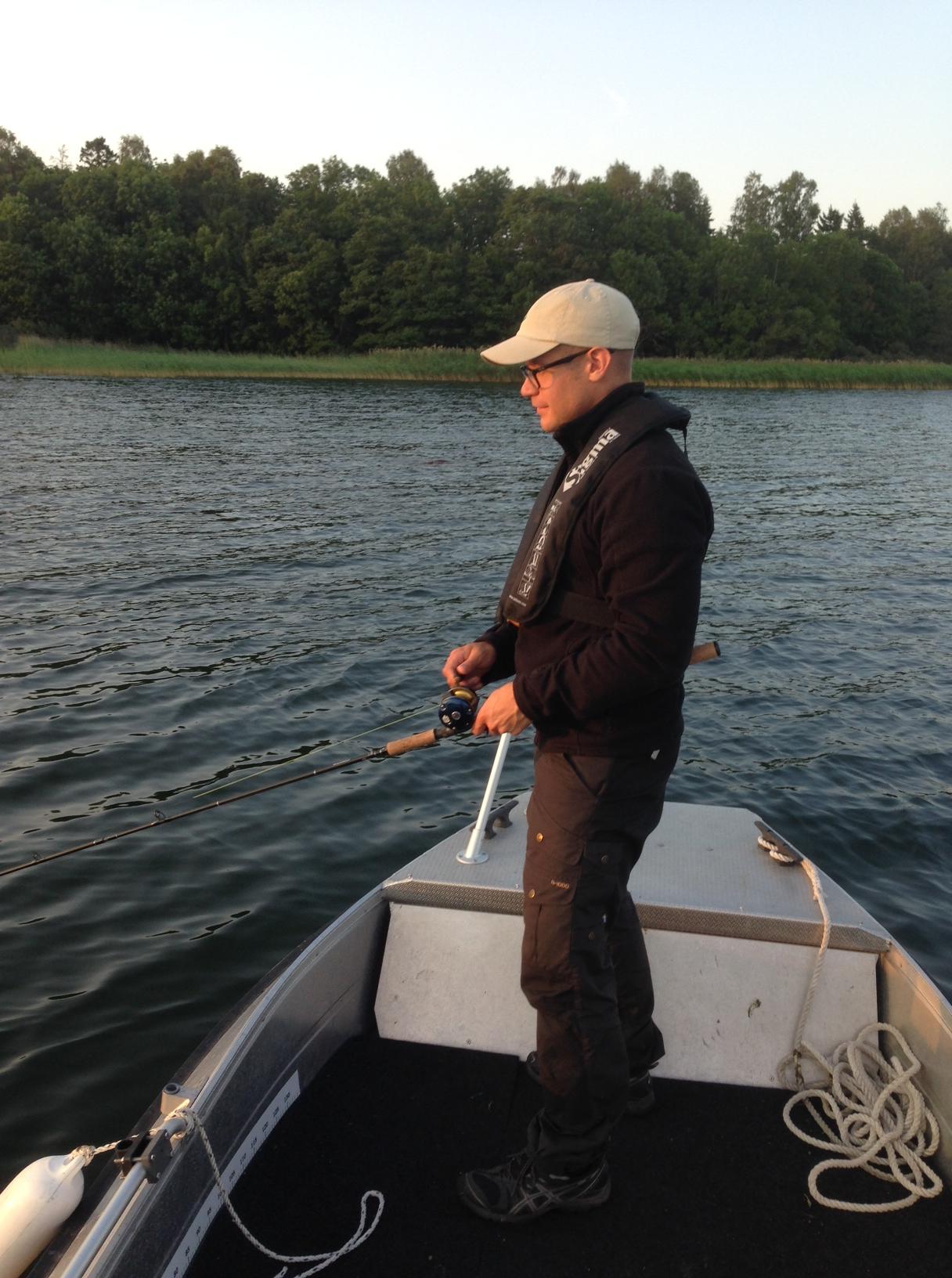 fiskar mer gädda