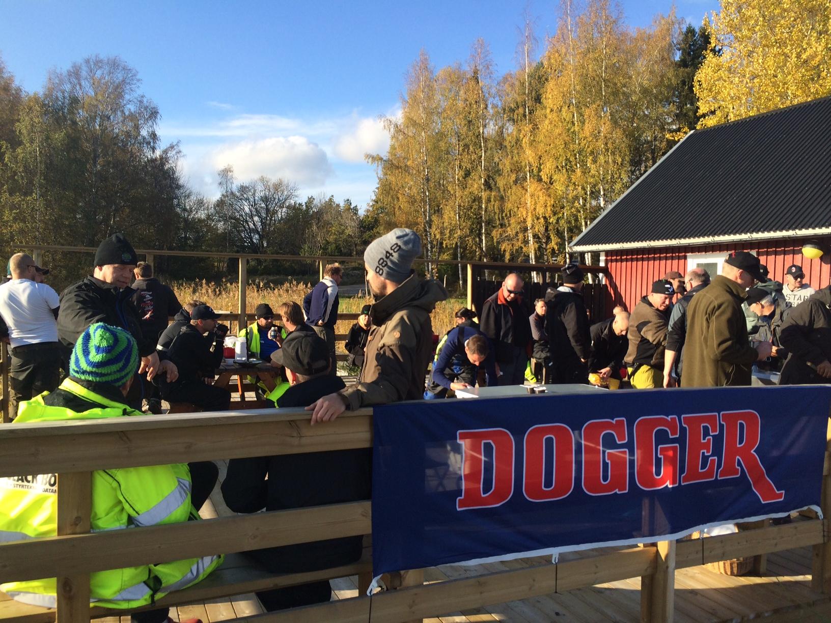 Dogger i Norrtälje sponsrar - riktigt uppskattat