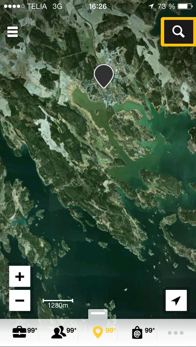 Trosa Skärgård - Flygbild med fantastiskt många hotspots