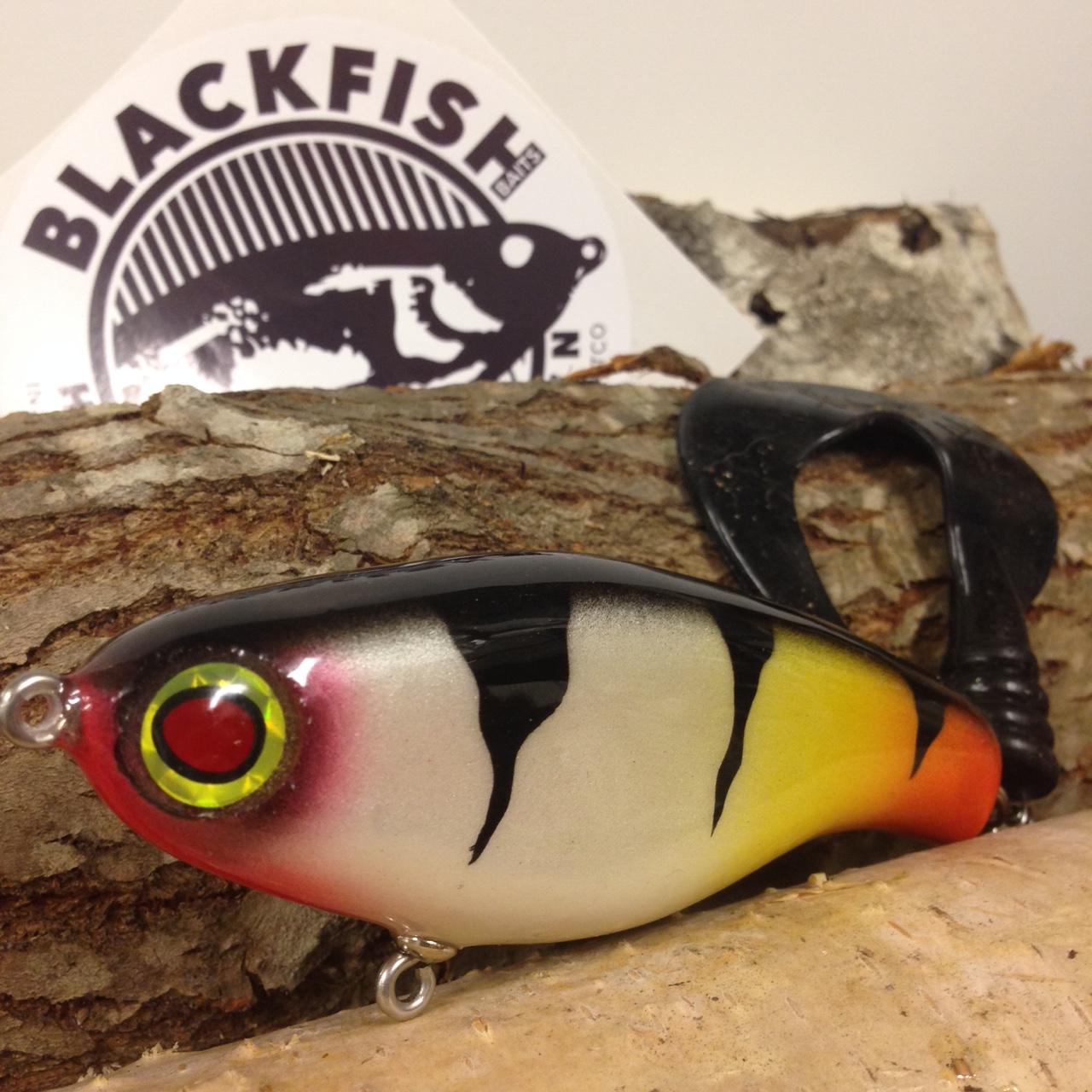 Mina damer och herrar, The Firecow från Blackfish