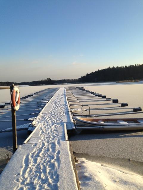 Isläget i Furusund