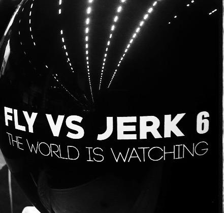 Ikväll på Harry´s i Jönköping så är det finalfest för att fira vinnarna av Fly vs Jerk 6. Evelina från ABU var fröbi och berättade att ingen av deltagarna har en aning om vem som är vinnarna - upplösningen är nära finalavsnittet visas i eftermiddag på mässan, släpps kl 20.00 på tuben