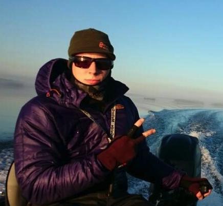 Pyry kör båt